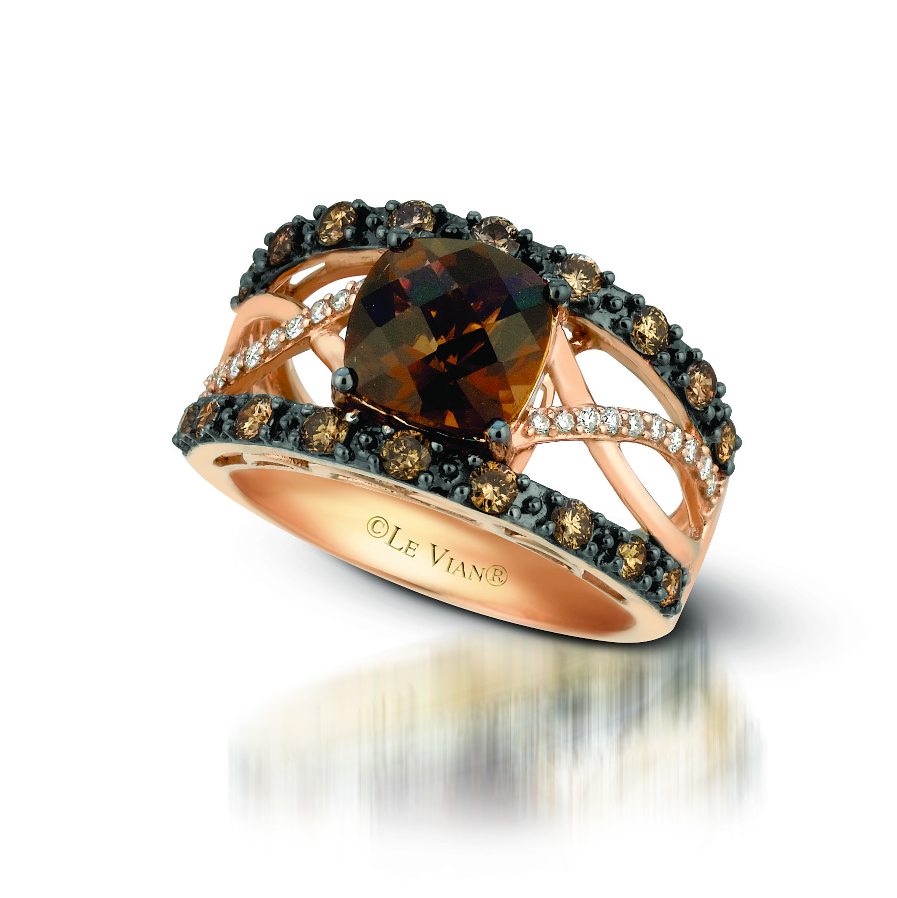 le vian jewelry trunk show an exclusive collection of chocolate