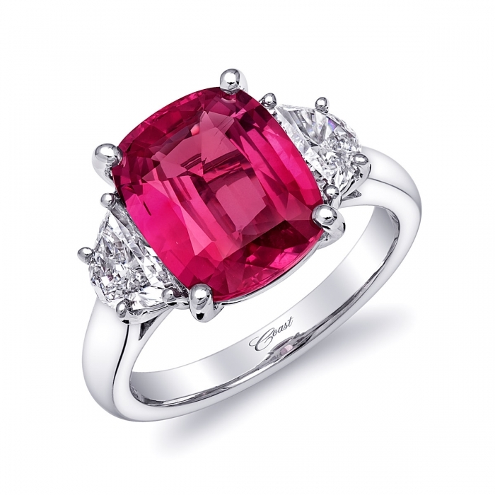 The 4 C's Of Colored Gems are Different From The 4c's Of Diamonds