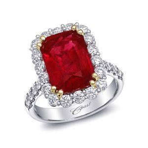 Coast Ruby Ring