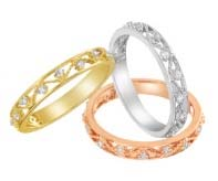 Create a Wardrobe of Gold Jewelry from Houston Jewelry