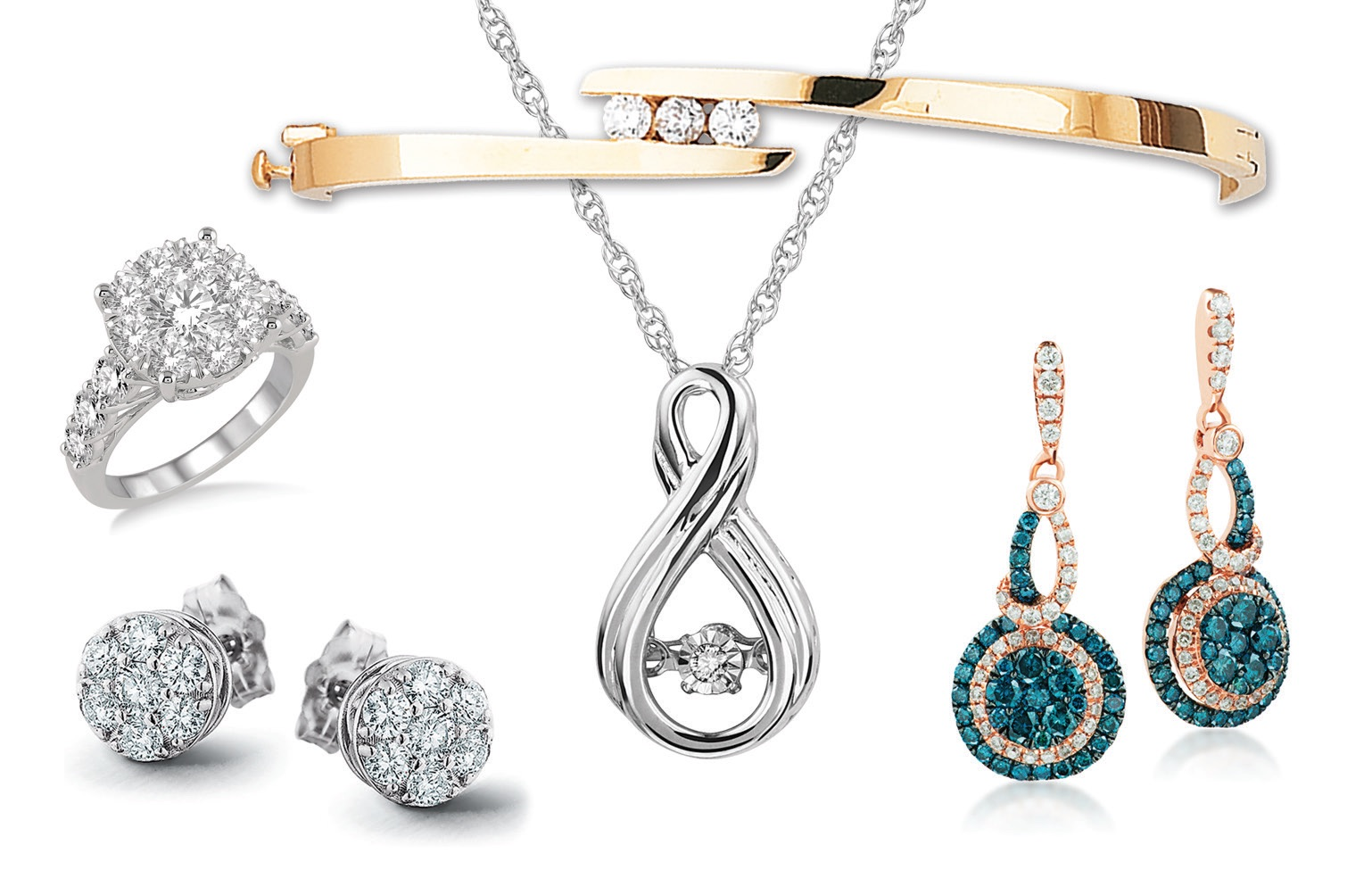 Jewelry Hints for Santa from Houston Jewelry